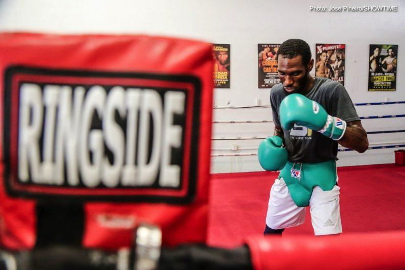 Mikey Garcia Robert Easter Jr. Boxing News
