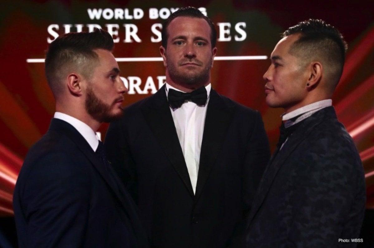 Josh Taylor Kiryl Relikh Naoya Inoue Nonito Donaire Regis Prograis Ryan Burnett Boxing News