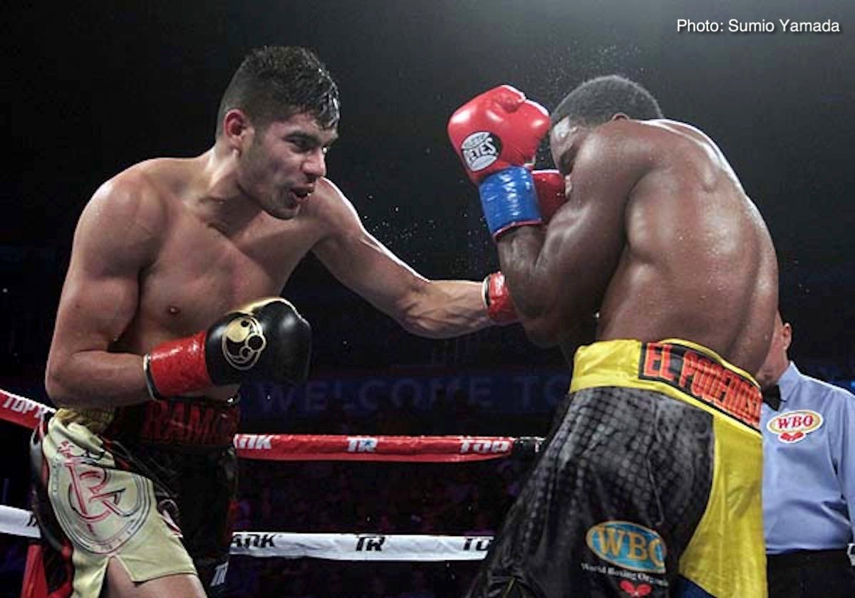 Gilberto Ramirez Defends Title