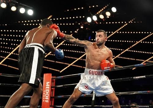 "Eleider ""Storm"" Alvarez, Sergey Kovalev - Among all the fighters on the stacked ""Super Men"" card at the Hard Rock Hotel and Casino in Atlantic City on August 4, none of them are as anxious to get into the ring and get into the action than undefeated welterweight prospect Enriko ""Gogo"" Gogokhia of Georgia (7-0. 3 KOs). Gogokhia looks to get back in the groove against Ronald Montes of Colombia (18-9. 16 KOs) after nine months out of the ring due to injury."