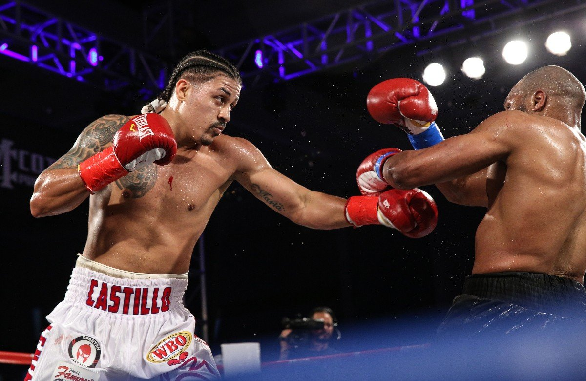 Lenin Castillo Marcus Browne Press Room