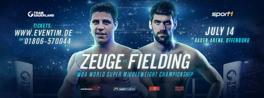 Rocky Fielding Tyron Zeuge Boxing News Boxing Results