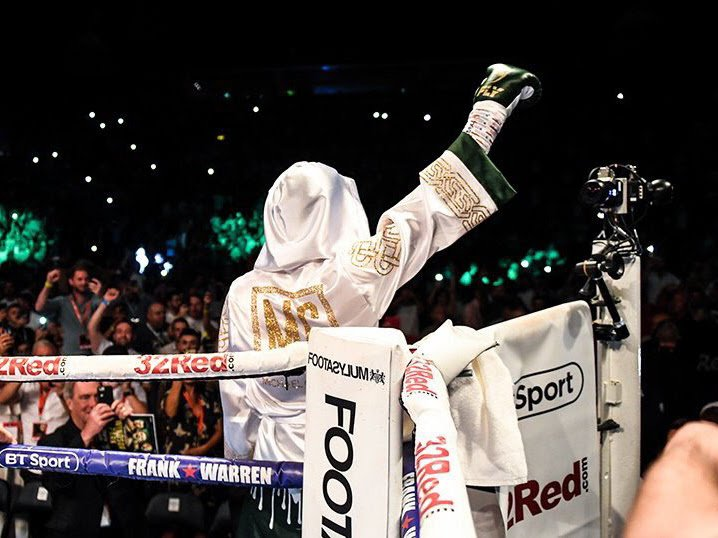"Michael Conlan - Michael Conlan has opened up on ""one of the best weekends of my life"" after receiving staggering support at Belfast's SSE Arena on Saturday night."