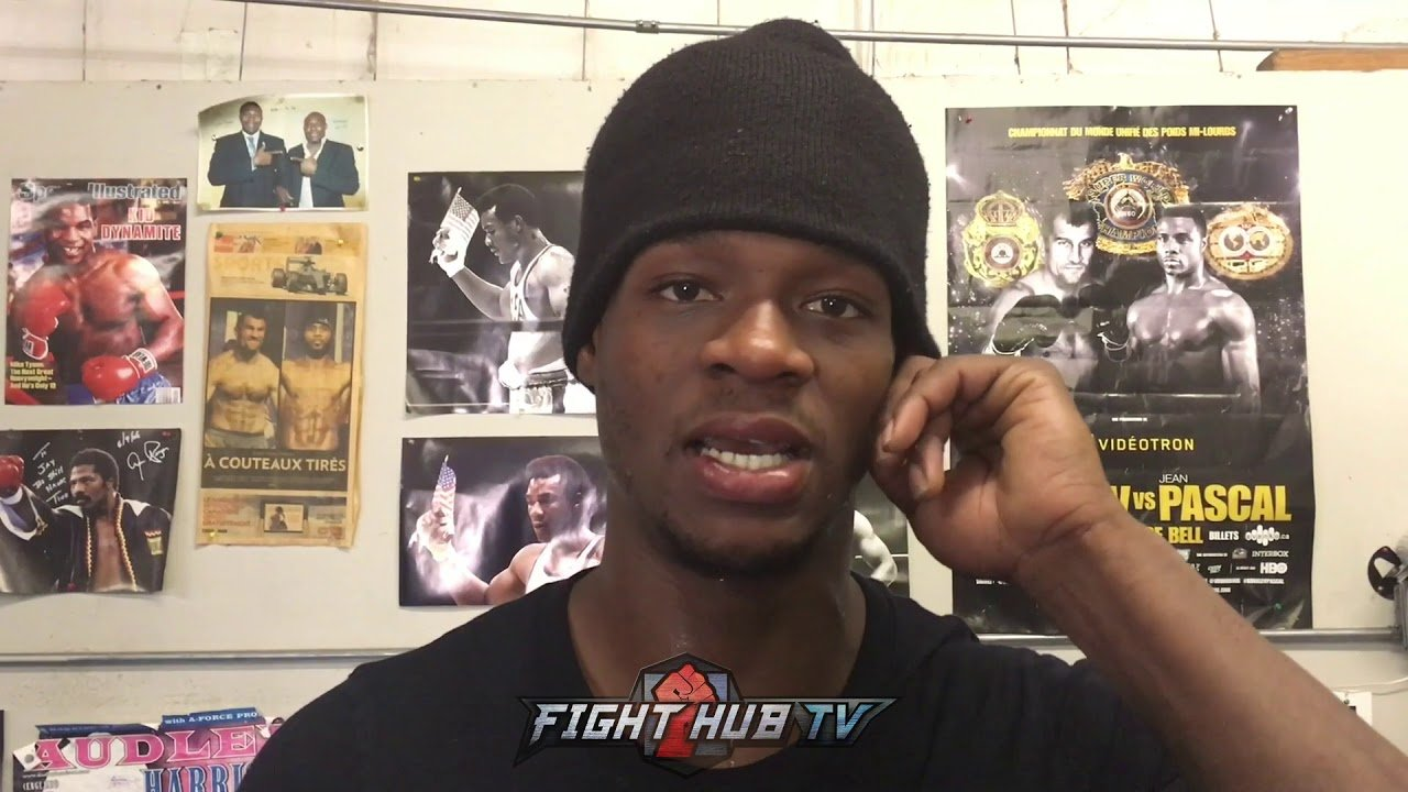 Marsellos Wilder Boxing Interviews Boxing News Top Stories Boxing