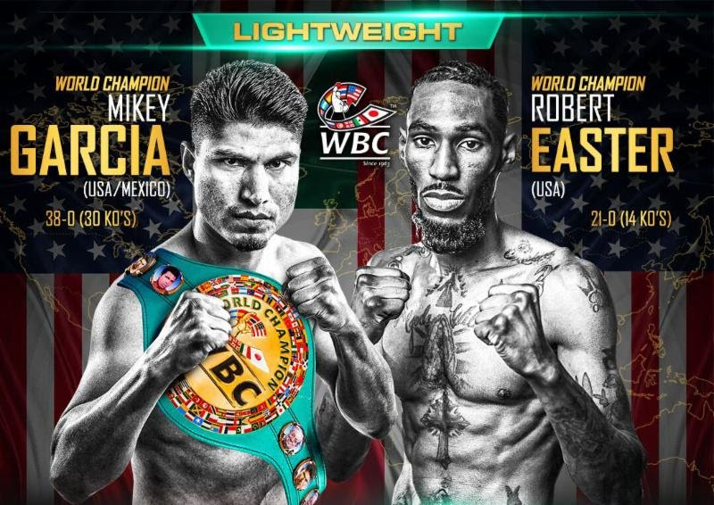 Robert Easter Jr. - Days ahead of his 135-pound title unification showdown with Mikey Garcia (38-0, 30 KOs), IBF Lightweight World Champion Robert Easter Jr. (21-0, 14 KOs) reflects on the path that has led to the most important night of his career in a video feature released today by SHOWTIME Sports®.