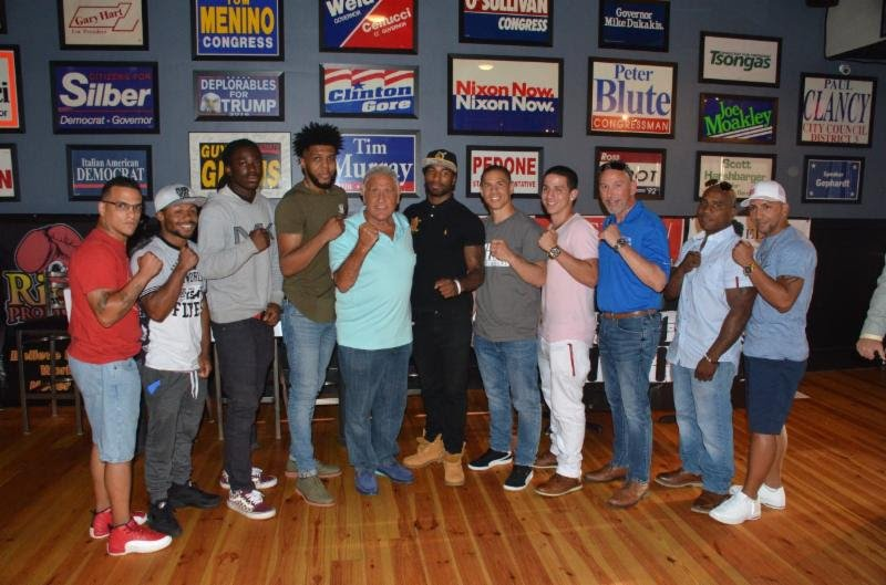 Jose Antonio Rivera fights on Aug.17