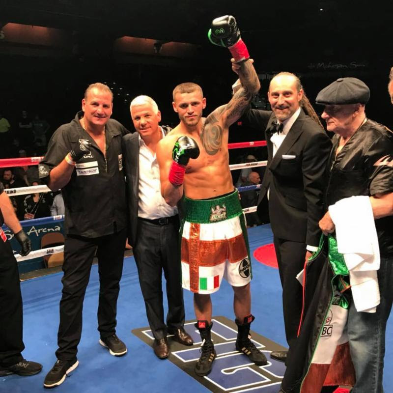 Joe Smith Jr. Melvin Russell Boxing News Boxing Results
