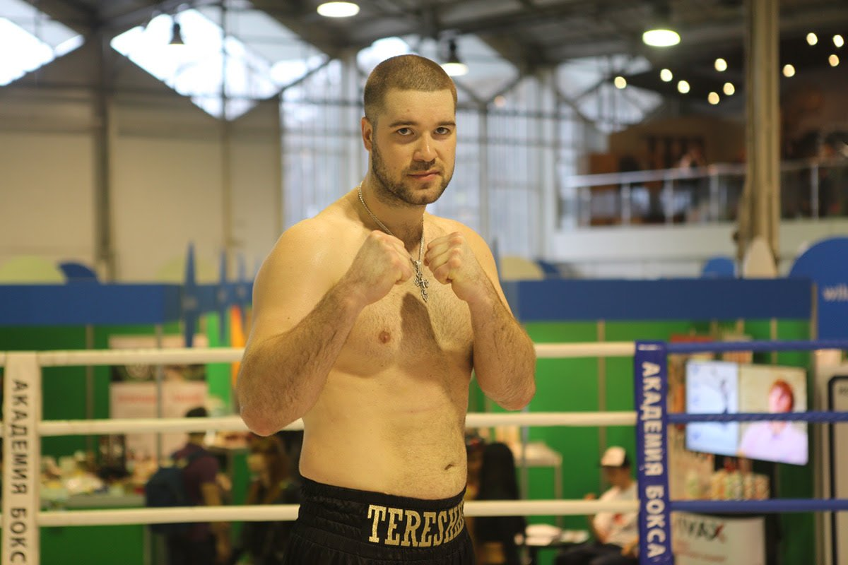 - Ronson Frank's Uprising Promotions officially announced today that it has signed undefeated heavyweight Vladimir Tereshkin (20-0-1, 10 KOs) of Kovylkino, Russia.
