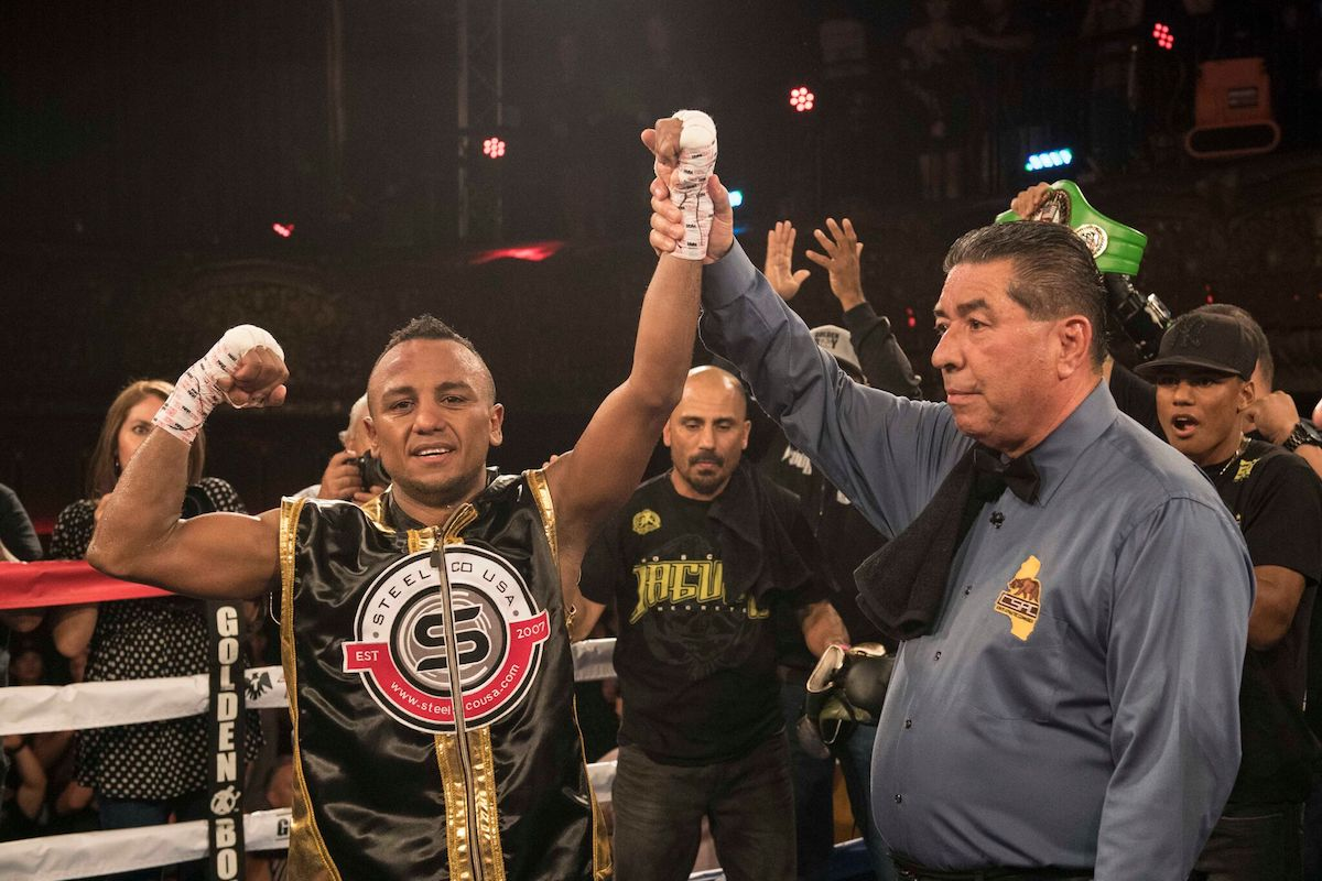 Oscar Negrete Boxing News Boxing Results