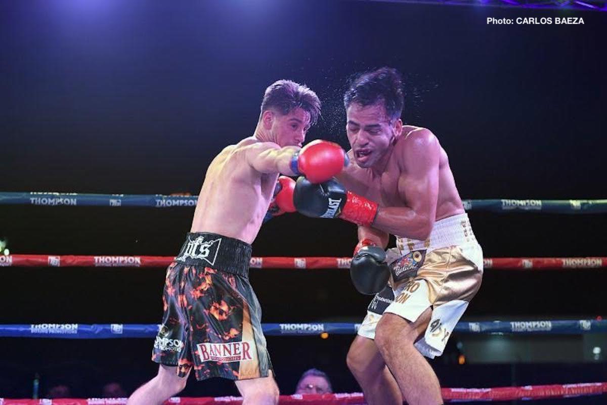 Ruben Villa Boxing Results Press Room