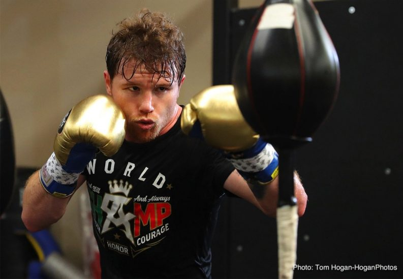 "Gennady Golovkin Saul ""Canelo"" Alvarez Boxing News Top Stories Boxing"
