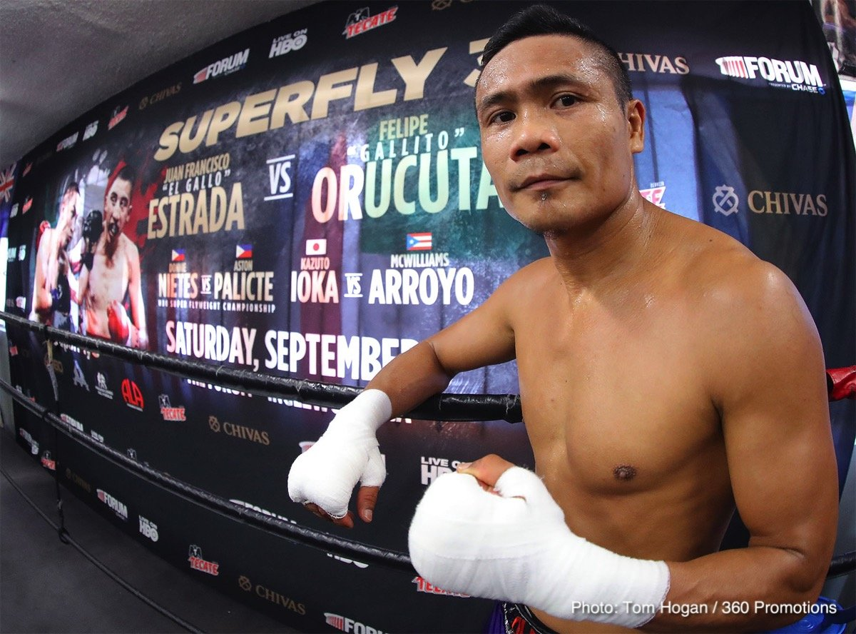Donnie Nietes - Donnie Nietes