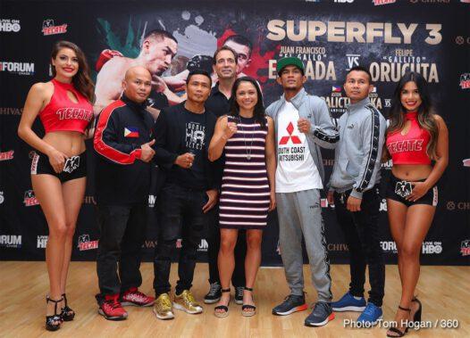 Aston Palicte, Donnie Nietes - Boxing News