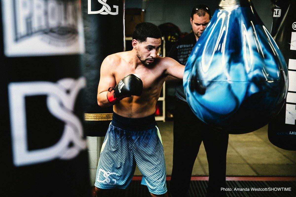 Danny Garcia Shawn Porter Boxing News