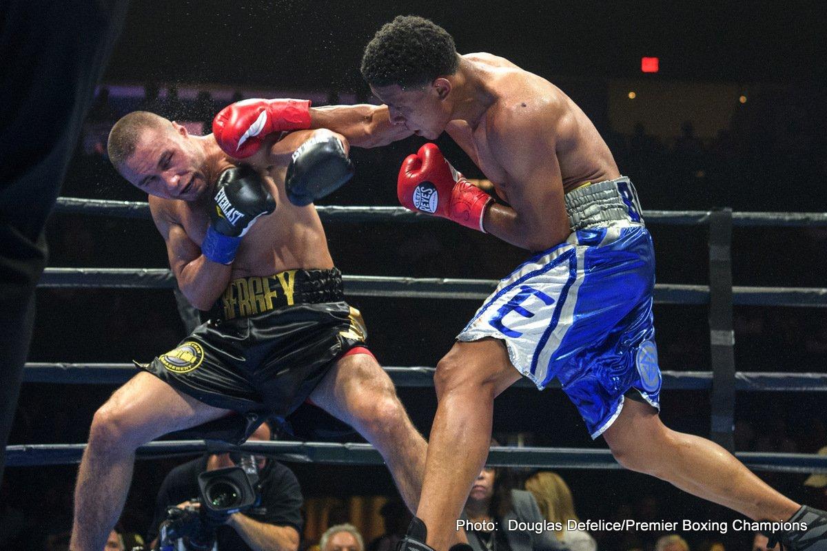 Andre Berto, Devon Alexander, J'Leon Love, Luis Collazo, Marcus Browne, Peter Quillin, Sergey Lipinets - Boxing News