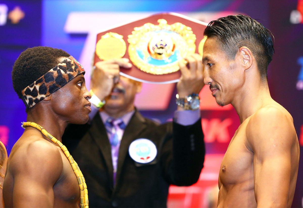 Isaac Dogboe Boxing News