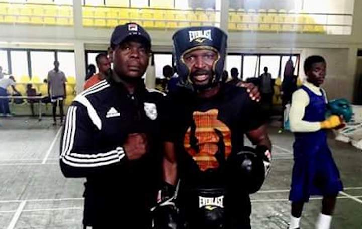 Joseph Agbeko Boxing News