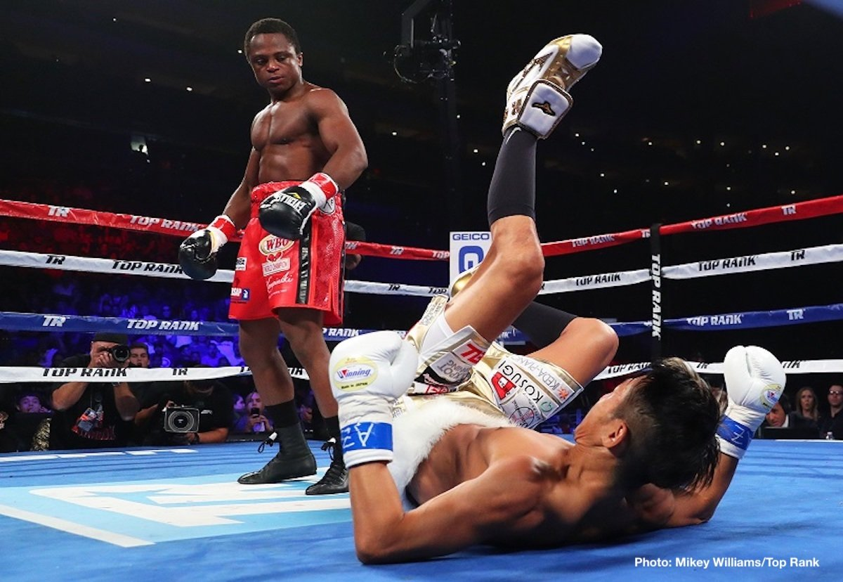 Isaac Dogboe Boxing News Boxing Results Top Stories Boxing