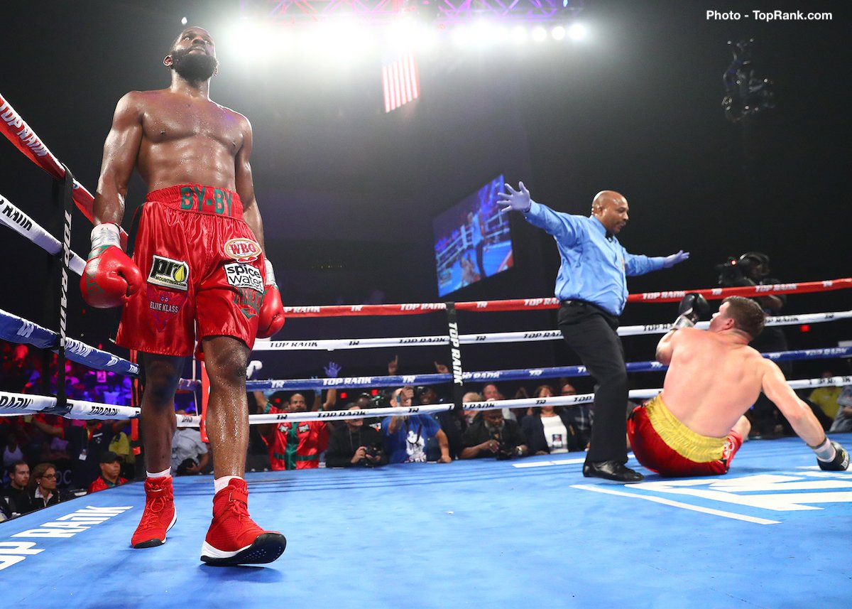 Bryant Jennings Boxing News Top Stories Boxing