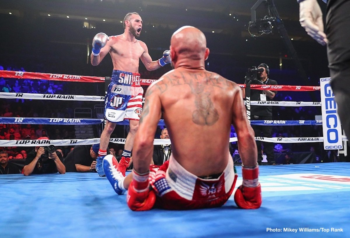 Jose Pedraza Boxing News Top Stories Boxing