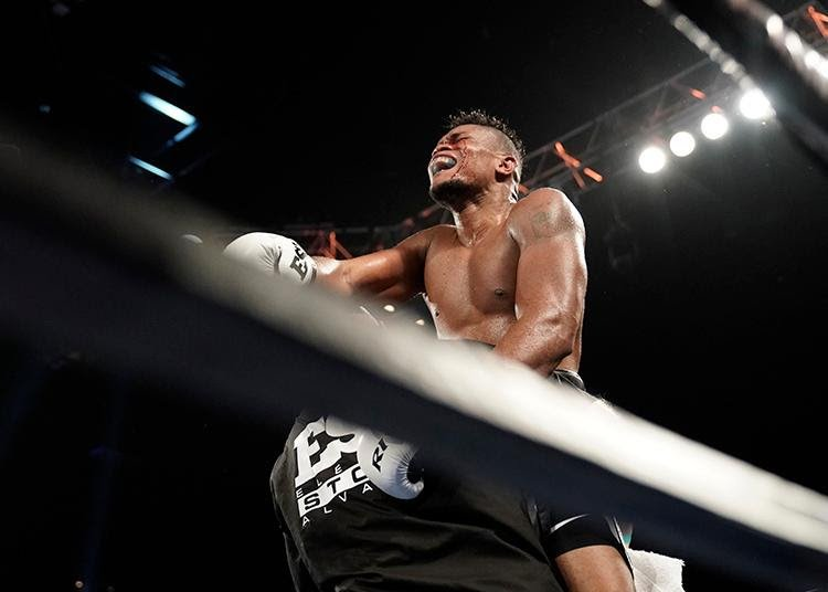 Isaac Chilemba - Eleider 'Storm' Alvarez (24-0, 12 KOs) dethroned WBO light heavyweight champion Sergey 'Krusher' Kovalev (32-3, 28 KOs) in halting the 35-year-old Russian knockout artist in the 7th round on Saturday night at the Hard Rock Hotel & Casino in Atlantic City, New Jersey.