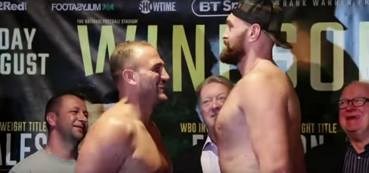 Deontay Wilder Tony Bellew Tyson Fury Boxing News