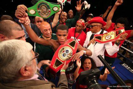 Devin Haney, Juan Carlos Burgos - Boxing News