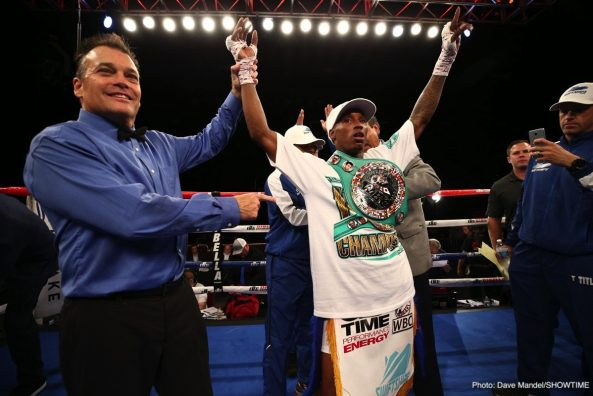 O'Shaquie Foster Boxing News Boxing Results