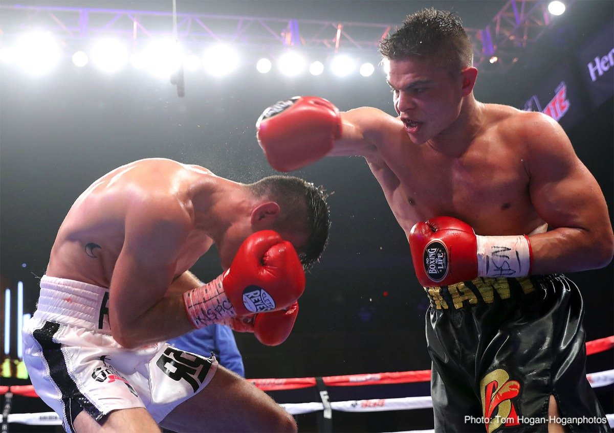 Pablo Cesar Cano Boxing News Boxing Results