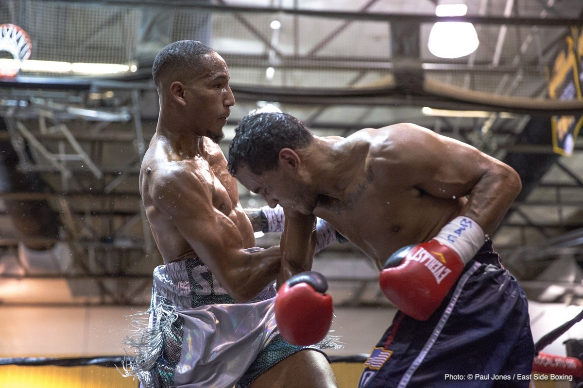 Alantez Fox, Elvin Ayala - Boxing News