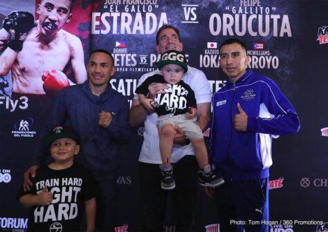 Juan Francisco Estrada - Boxing News