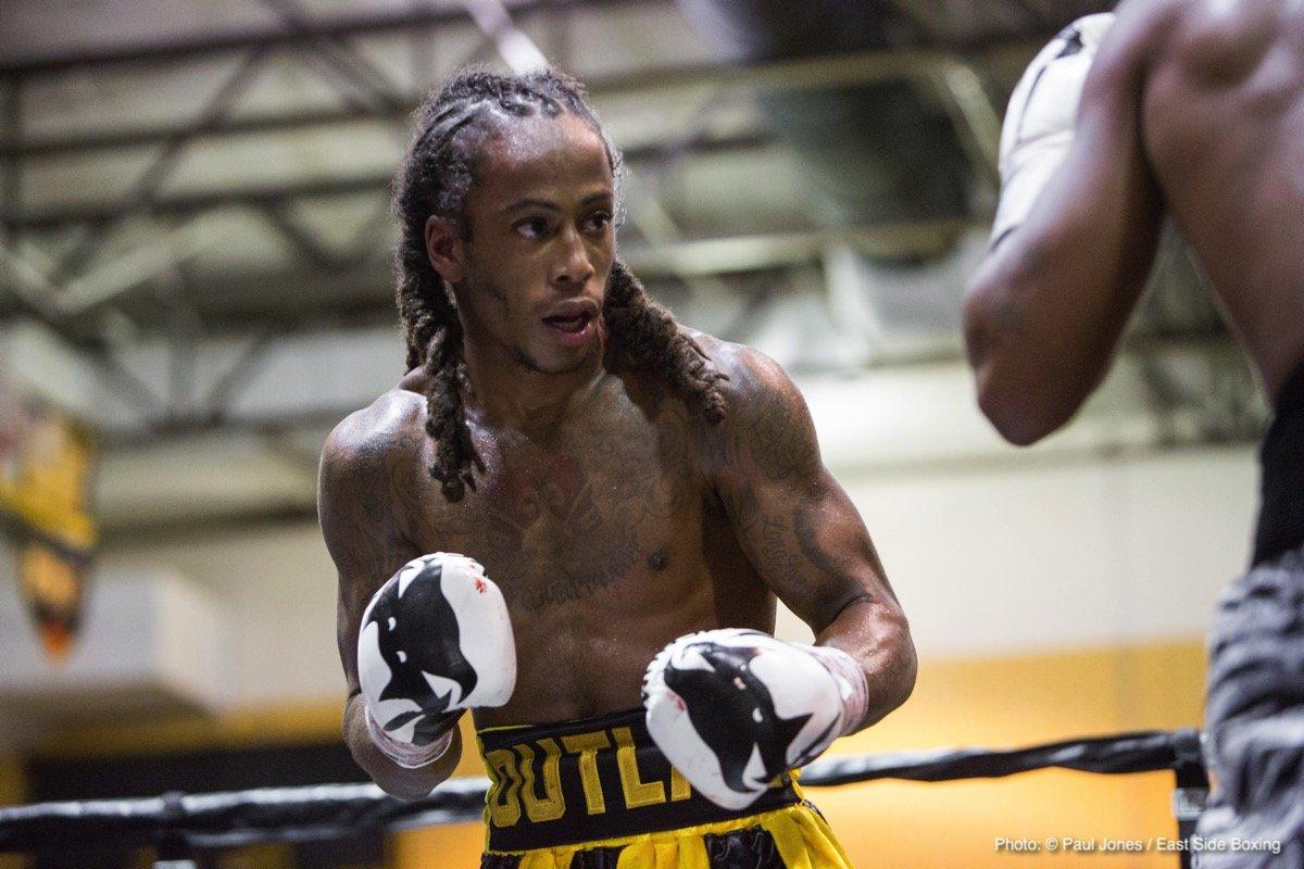 Alantez Fox Elvin Ayala Boxing News Boxing Results Top Stories Boxing