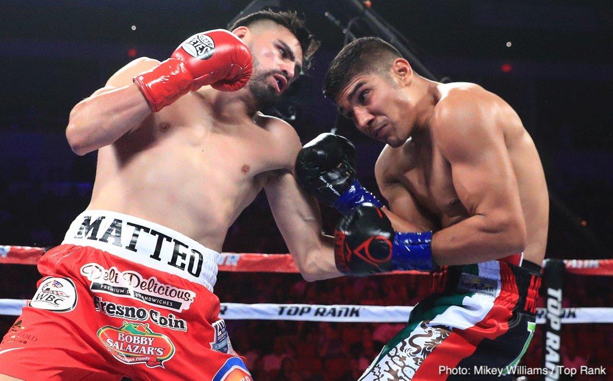 Antonio Orozco Jose Ramirez Boxing News Boxing Results