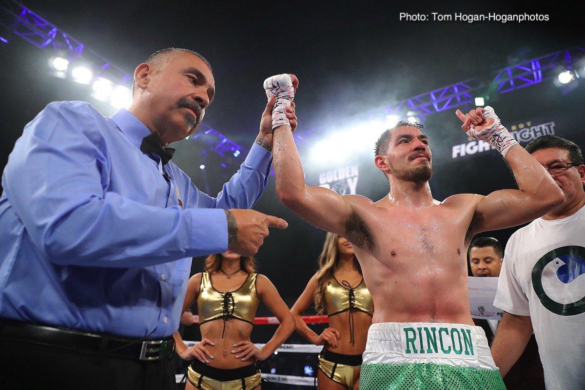 Carlos Morales Ryan Garcia Boxing News Boxing Results