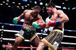 Shawn Porter - Now a two-time world champion, new WBC welterweight king Shawn Porter is sitting pretty atop the 147 pound division. At least he would be but for two other fighters: Errol Spence and Terence Crawford. Porter, looking sharp, aggressive and also more thoughtful and patient in decisioning Danny Garcia in New York, might have two rivals and two rivals only when it comes to anyone stopping him from unifying the belts.