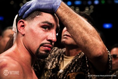 Danny Garcia Shawn Porter Boxing News Boxing Results Top Stories Boxing