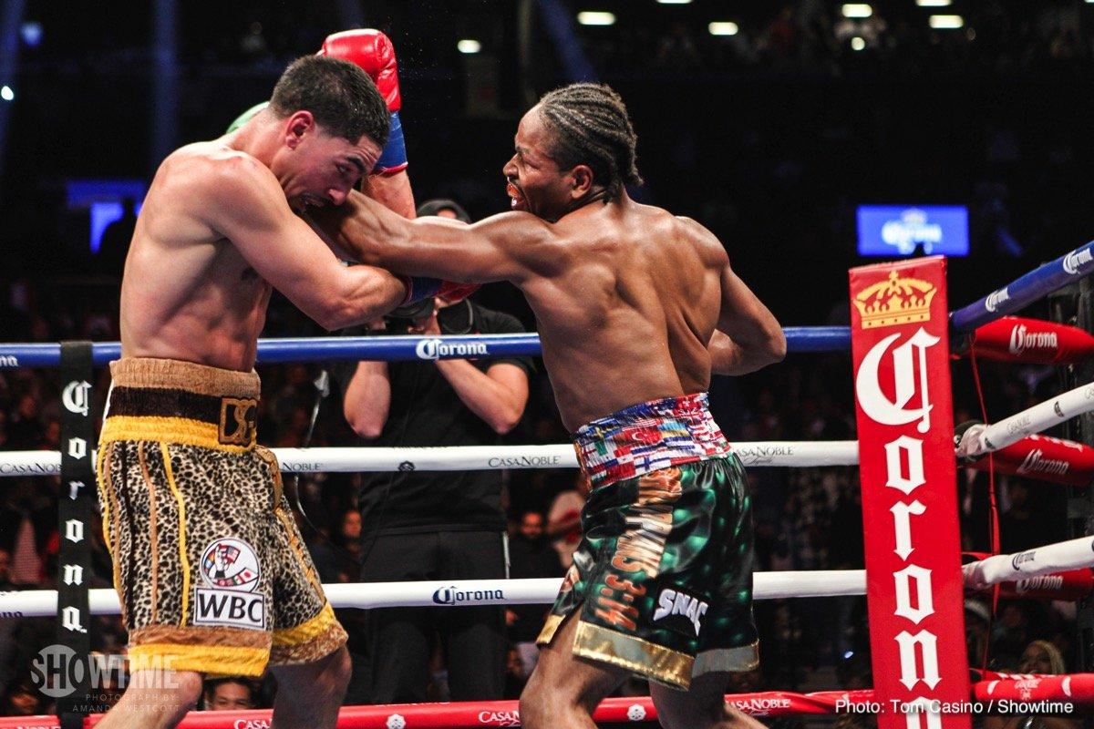 Bob Arum, Shawn Porter, Terence Crawford - Boxing News