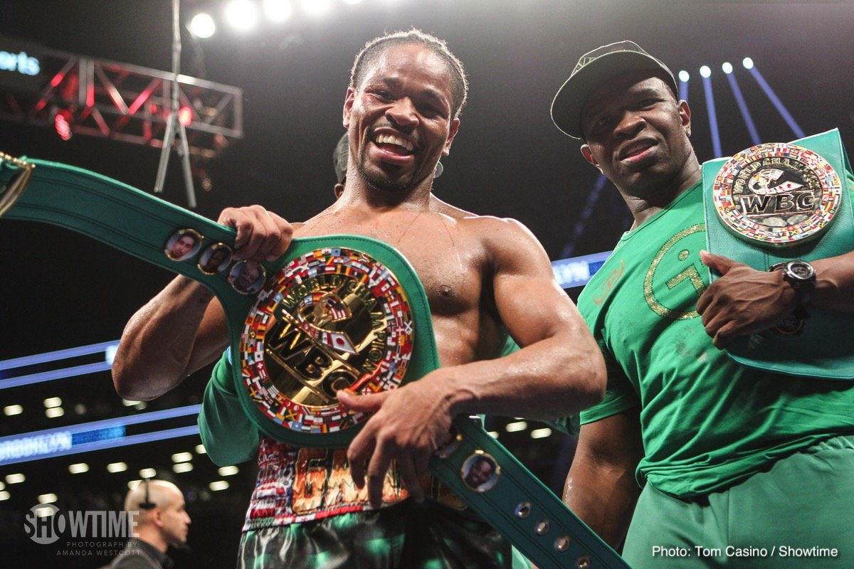 Shawn Porter Boxing News