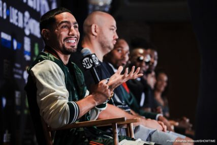 Danny Garcia, Shawn Porter - Boxing News