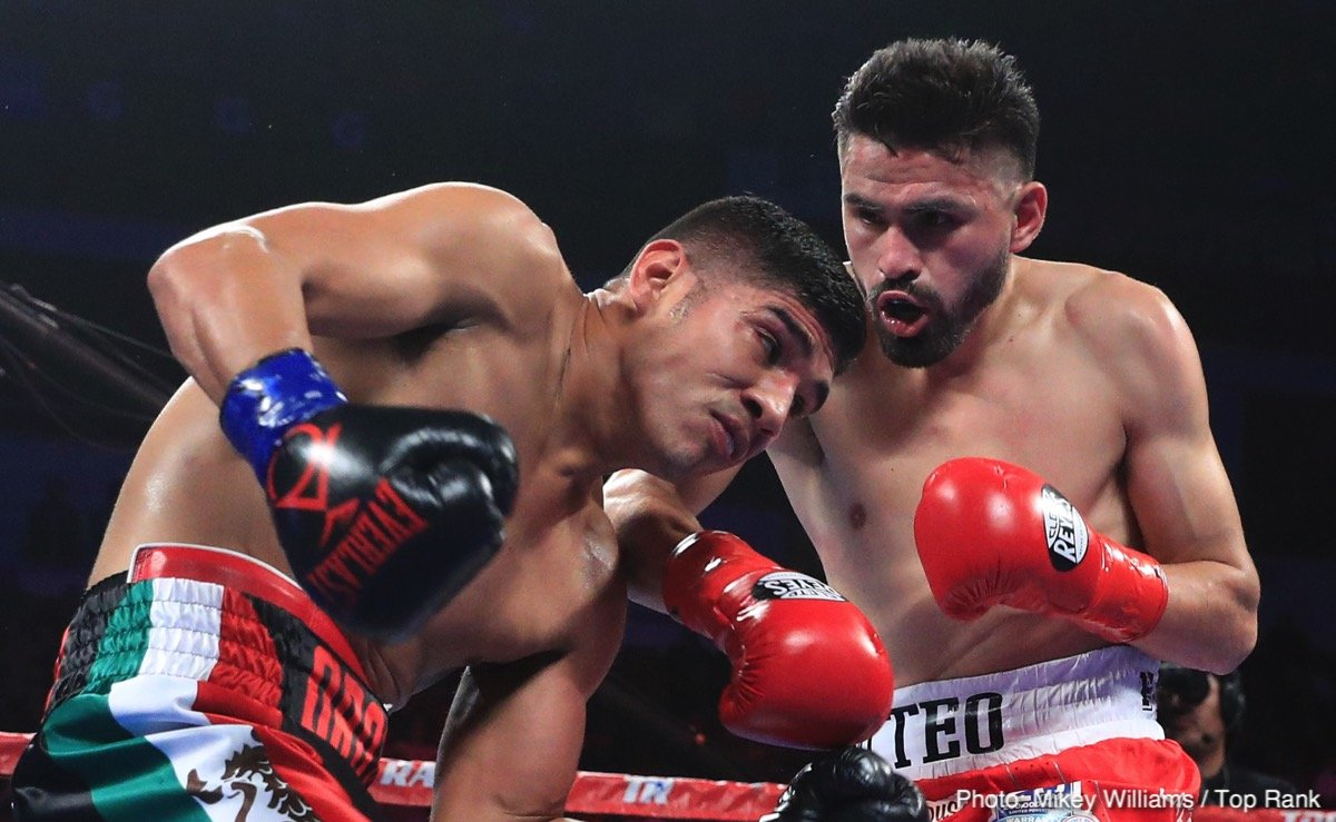 Antonio Orozco Jose Ramirez Boxing News Boxing Results