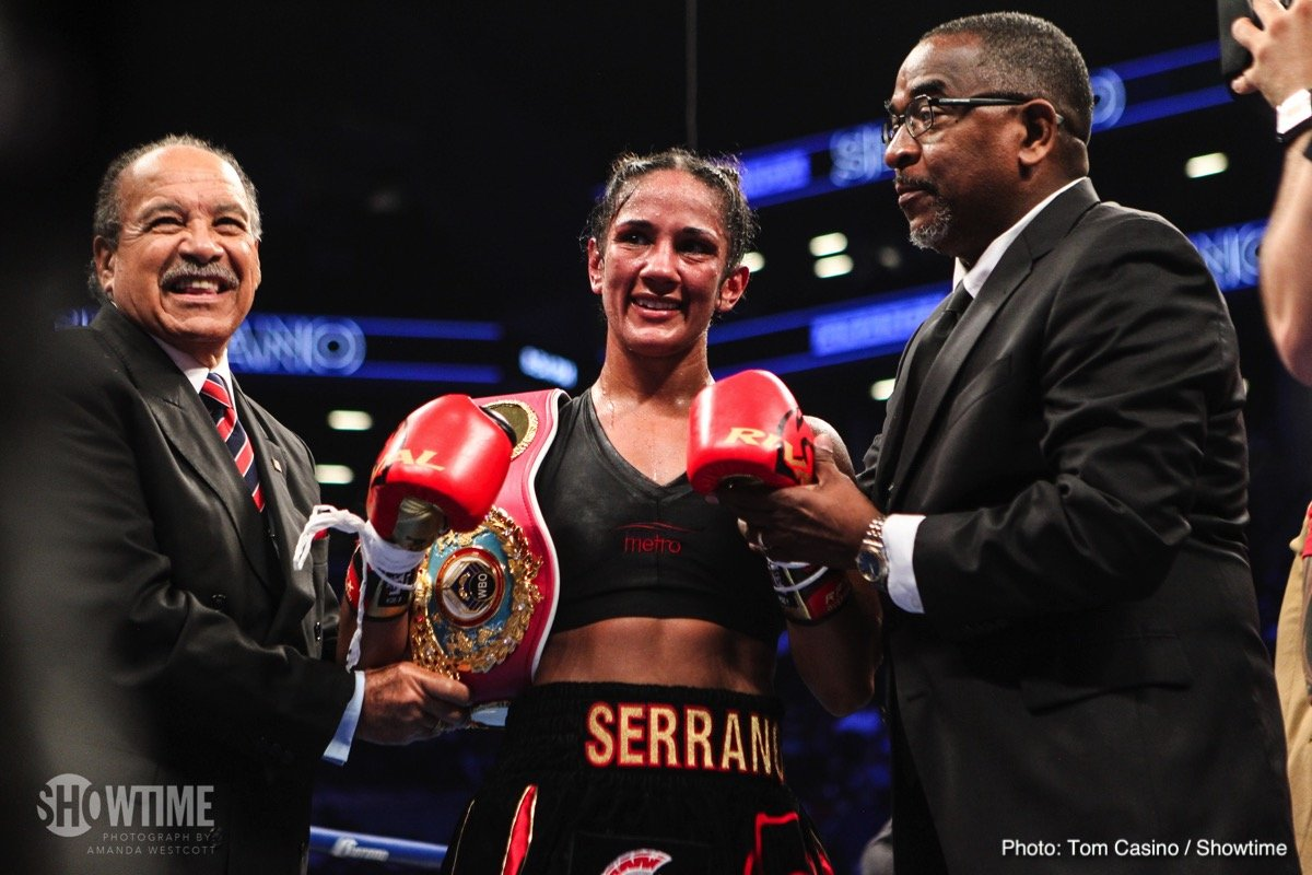 "Amanda Serrano -  Women's boxing superstar Amanda ""The Real Deal"" Serrano (36-1-1, 27 KOs) has been named the ""Athlete of the Year"" by the 62nd Annual National Puerto Rican Day Parade Committee ahead of their famed annual parade on Sunday, June 9, in New York City."