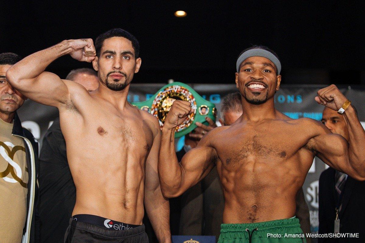 Adam Kownacki Danny Garcia Shawn Porter Boxing News Top Stories Boxing