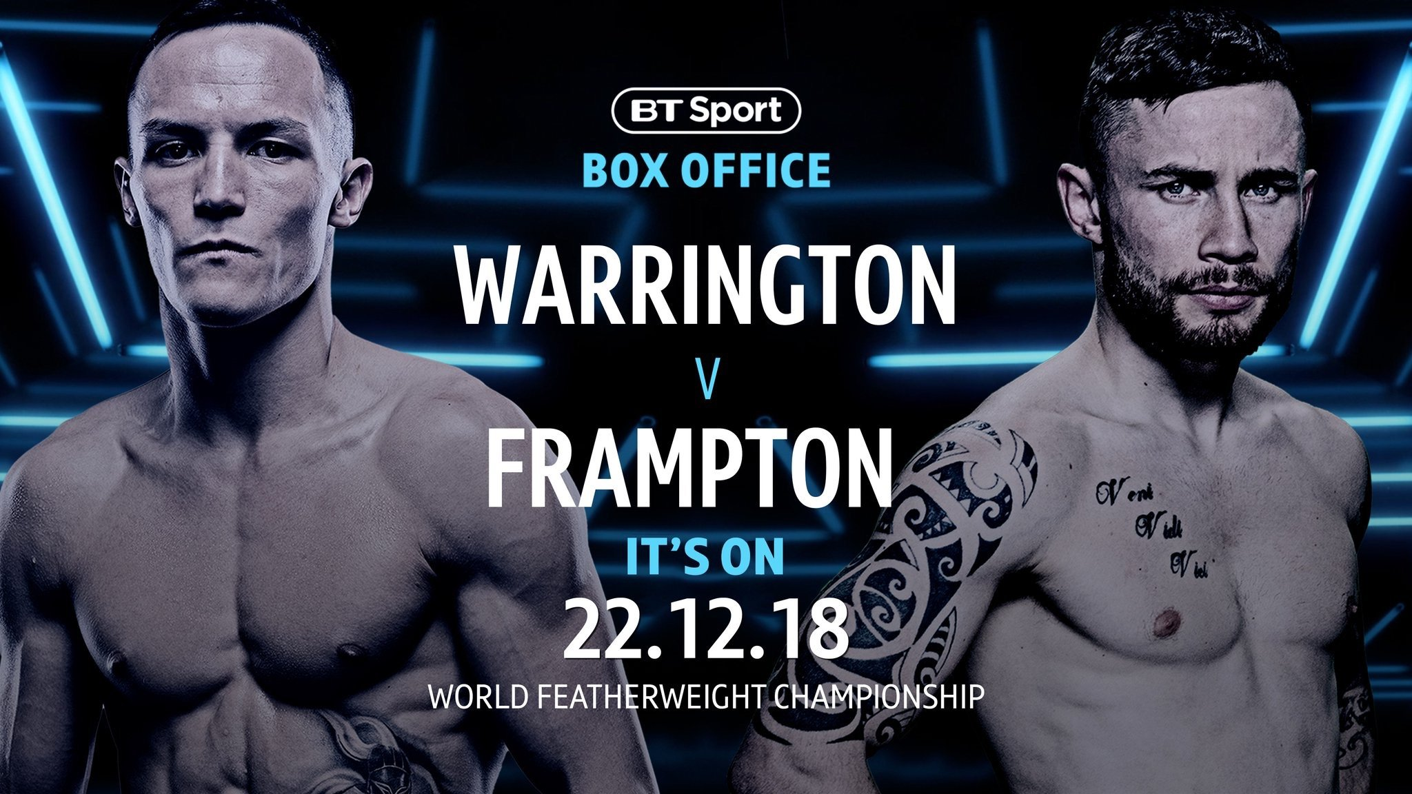 Carl Frampton Josh Warrington Boxing News