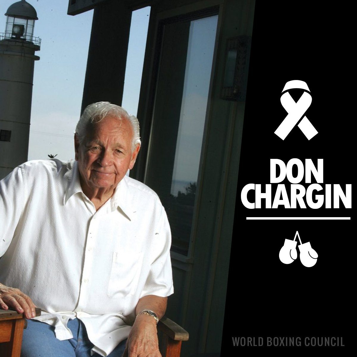 Don Chargin - The International Boxing Hall of Fame announced its flags will fly at half-staff in memory of promoter / matchmaker Don Chargin, who passed away yesterday (September 28) at Sierra Vista Hospital in San Luis Obispo, CA. He was 90.