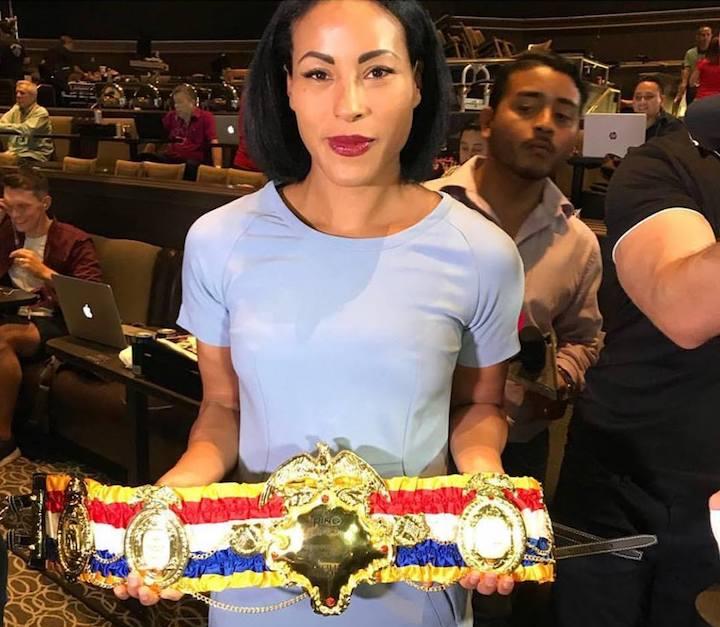 Cecilia Braekhus - Boxing News
