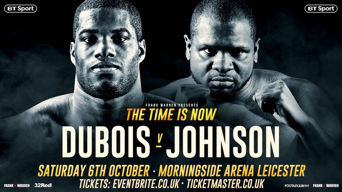 Kevin Johnson has new motivation going into his upcoming heavyweight clash with Daniel Dubois.