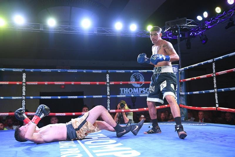 Junior lightweight Michael Dutchover (10-0, 7 KOs) has been receiving a priceless education in the lead up to his main event showdown with Bergman Aguilar (14-3-1, 4 KOs) this Friday night from the Doubletree Hotel in Ontario, Calif.