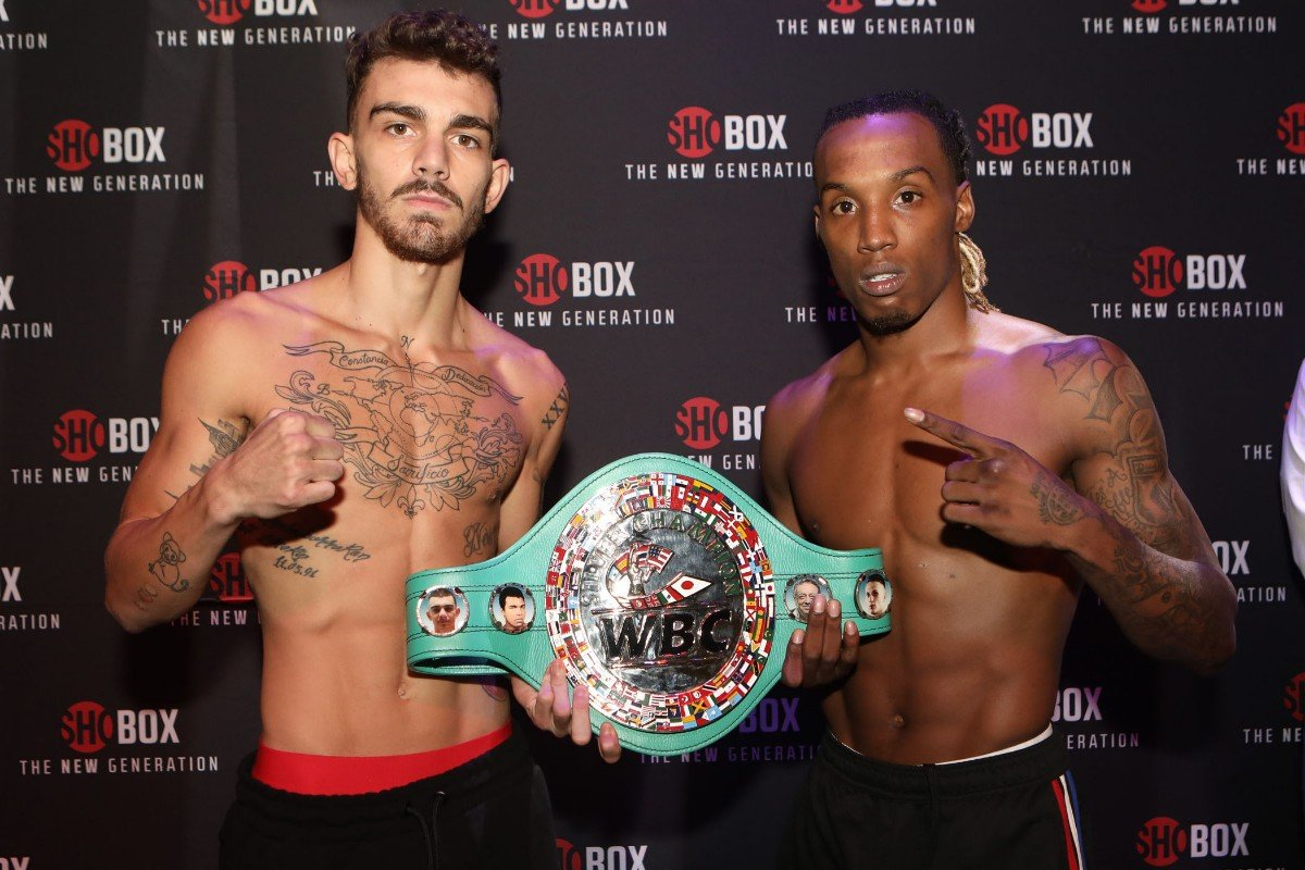 Jon Fernandez and O'Shaquie Foster quotes for Friday on Showtime