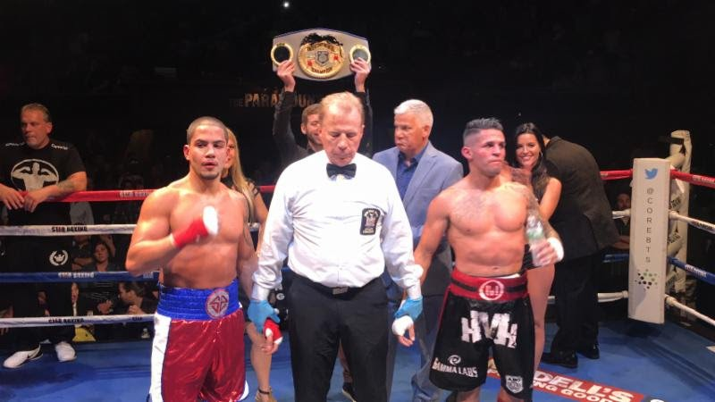 Danny Gonzalez - On Friday night, Joe DeGuardia's Star Boxing's Rockin' Fights lived up to every bit of its expectation. Fans at The Paramount witnessed, knockouts, all out brawls, great boxing skills, and a main event for the ages.