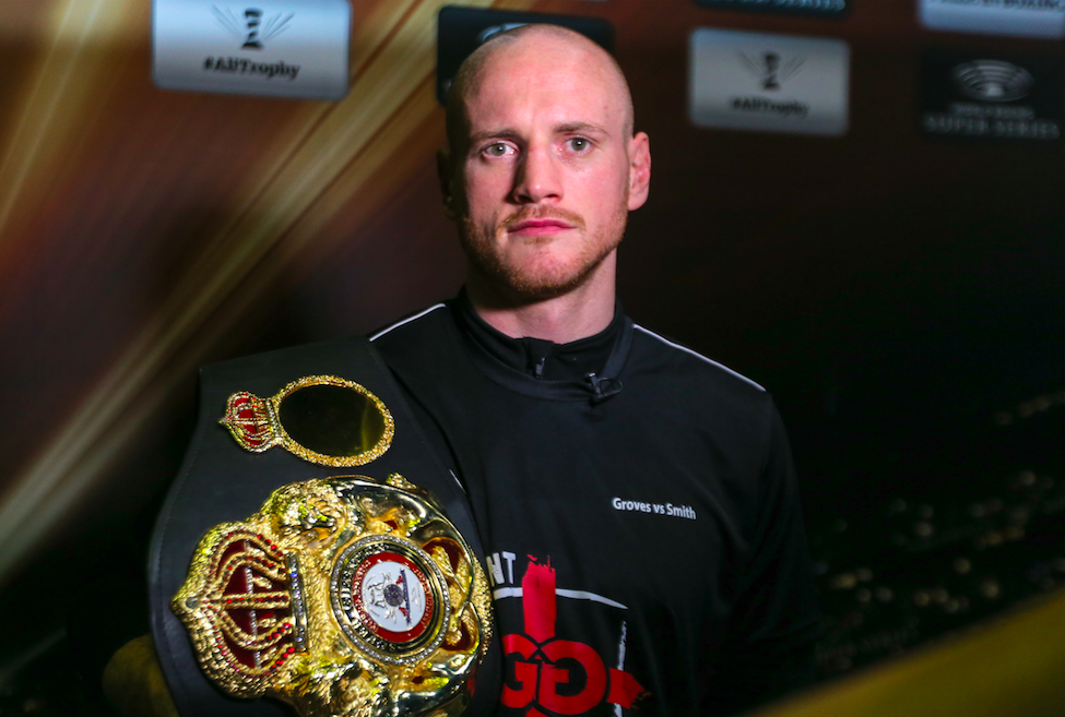 George Groves - It's six years this week (May 31) since the bitter rivalry between British super-middleweights Carl Froch and George Groves was settled. In the hugely demanded return fight, held at Wembley, Froch laid Groves out in a conclusive style. Froch never fought again, while Groves went on to achieve a lifetime ambition of becoming a world champion.